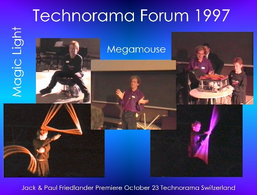 Technorama Forum 97